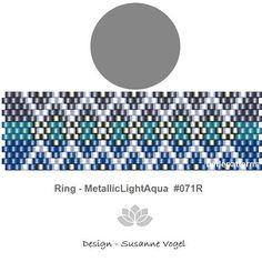peyote ring patternPDF-Download 071R beading pattern