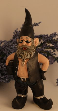 Http://efairies.com/collections/trending Fairy Items/products/biker Gnome  Price $19.95