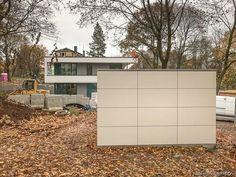 Designer Gartenhaus @gart 3 L in 09114 Chemnitz | design@garten Designer, Garage Doors, Outdoor Decor, Modern, Home Decor, Chemnitz, Garden Cottage, Trendy Tree, Decoration Home
