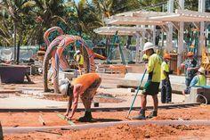 Construction of Keppel Kraken - 2015