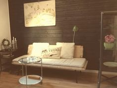 Sinnerlig daggbädd äntligen på plats Sinnerlig Ikea, Love Seat, Couch, Furniture, Home Decor, Decoration Home, Room Decor, Small Sofa, Sofas