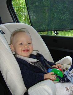 Der sichere und der sicherste Kindersitz