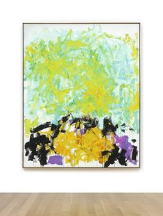Joan Mitchell - Another, 1980, Oil on canvas