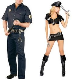 Comparing Male and Female Halloween Costumes (22 Pics)- guys costumes are SO much better!