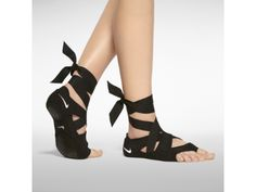 need these for my stupid flat foot during yoga/pilates/barre. Nike Studio Wrap Pack Premium Three-Part Footwear System