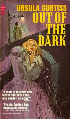 Killer Covers: Six for Six: Out of the Dark