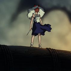 Mononoke Anime, Mononoke Cosplay, Studio Ghibli Art, Studio Ghibli Movies, Princess Mononoke Characters, Studio Ghibli Characters, Japanese Animated Movies, Film Studio, Cool Animations