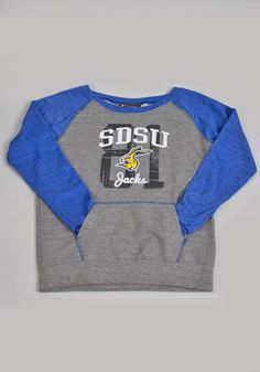 Keep your little ones warm this winter with this cute SD State sweater!  Jack Rabbit 2c15096ee