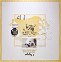 Wild Guy by Armance Scrap