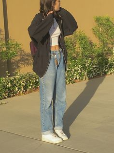 Indie Outfits, Teen Fashion Outfits, Cute Casual Outfits, Retro Outfits, Vintage Outfits, Edgy Outfits, Grunge Outfits, Modest Fashion, Indie Fashion