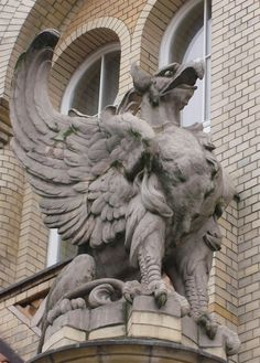 Griffin, Szczecin, Poland