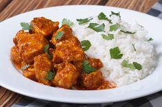 This Slow Cooker Chicken Tikka Masala is a gorgeous Indian dish that is soooo easy to make at home, and will taste just like the real thing! Garam Masala, Poulet Tikka Masala, Chicken Tikka Masala, Indian Chicken Dishes, Indian Chicken Recipes, Indian Food Recipes, Toddler Chicken Recipes, Ways To Cook Chicken, Chicken Korma Recipe