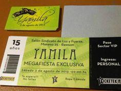 Tarjetas e Invitaciones - Foto Nº:8 de DELICADOS DETALLES Invitaciones y…