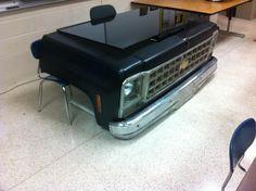 Chevy Truck Desk