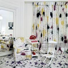 News Photo : The St. Regis New York apartment of Cecil Beaton...
