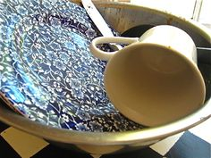 Good dish washing info for DIY