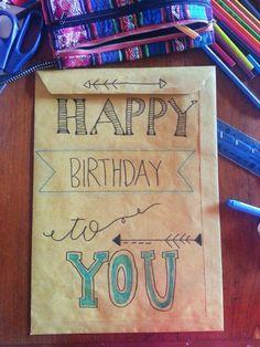 Friend gift diy idea bff cute gift birthday present happy birthday to you
