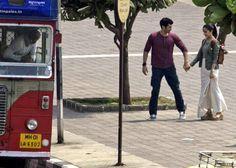 Shraddha Kapoor and Aditya Roy Kapur look INSANELY CUTE as they recreate this OK Kanmani scene in OK Janu!