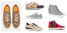 So many cute sneakers! How to choose! http://thestir.cafemom.com/beauty_style/184956/12_cool_sneaker_styles_perfect