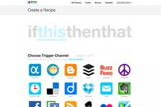 """Check it out - """"@ifttt is one of the 50 best websites of 2012"""""""