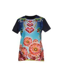 MANISH ARORA T-Shirt. #manisharora #cloth #dress #top #skirt #pant #coat #jacket #jecket #beachwear #