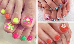 ... Photos - Toe Nail Designs How