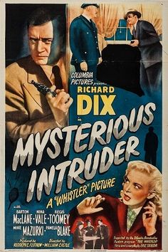 Saga Whistler (5): El intruso misterioso (1946) VOSE