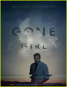 Gone Girl Starring: Ben Affleck, Rosamund Pike, Carrie Coon, Tyler Perry, Kim Dickens Directed by: David Fincher Rated: R T. David Fincher, Neil Patrick Harris, Ben Affleck, 10 Film, Film 2014, Trent Reznor, Tv Series Online, Movies Online, Romance