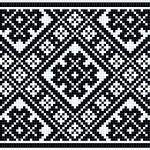 Smøyg – Vevstua Bull-Sveen Diy Projects To Try, Plastic Canvas, Beaded Embroidery, Fiber Art, Cross Stitch, Pillows, Beads, Romania, Pattern