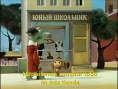 Cheburashka Sub Español 4 - YouTube