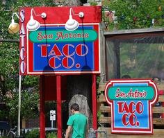 San Antonio Taco is near Vanderbilt University in Nashville, Tennessee