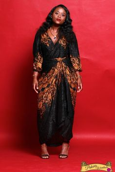 DALILA ~African fashion, Ankara, kitenge, African women dresses, African prints, Braids, Nigerian wedding, Ghanaian fashion, African wedding ~DKK