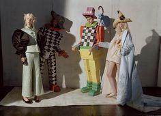 News Contact Ola Rudnicka, Mac, Jake Love & Nastya Sten London, UK W Magazine March 2014