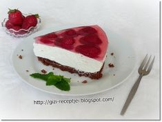 epres túrótorta Fruit Recipes, A 17, Food Network, Cheesecake, Candy, Cheese Cakes, Cheesecakes