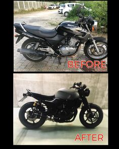 Cb 500 Cafe Racer, Cafe Racer Honda, Scrambler Moto, Honda Cb 500, Gs500, Moto Cafe, Bobber Motorcycle, Mopeds, Cars Motorcycles
