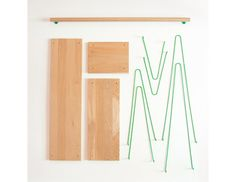 Simple & Easy-to-Assemble 3-Shelf Wall Set | roomie(ルーミー)