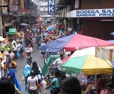 Divisoria Market,  Manila