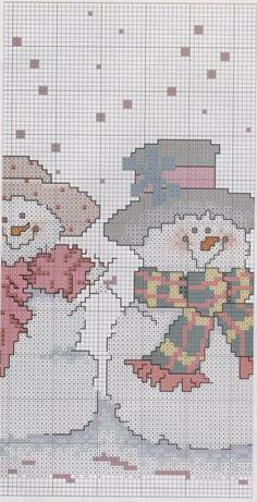 Dancing snowmen 2