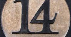 Il significato del Numero 14, numero Lunare e Karmico   Numerologia Evolutiva   Pinterest
