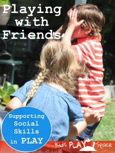 Learning to play with friends is hard! Many factors contribute to successful shared play, and paediatric OTs play an important role in supporting social skill development. Read about key social skills now as well as some Frequently Asked Questions (FAQs) from parents around how to best support children when things don't go to plan, shared play breaks down or ends in a 'meltdown'. Kids Play Space