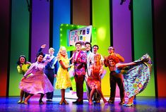 hairspray the musical set design - Google Search