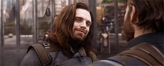 //ITS BUCKY ITS REALLY BUCKY ITS ACTUALLY HIM NO MORE WINTER SOLDIER, JUST BUCKY AHH MY HEART
