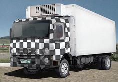 Projeto Phibus - Volkswagen trabalha em profunda mudança visual para a linha Delivery 2017/18 | Autos Segredos