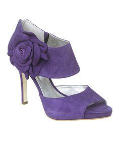 purplefifi corsage shoes