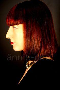yvonne/ photo by ännie-one porträt