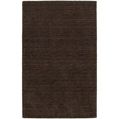 $1949.25 Aniston Brown Solid Area Rug