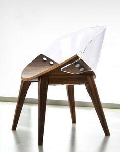 Designer furniture: chair by .....?