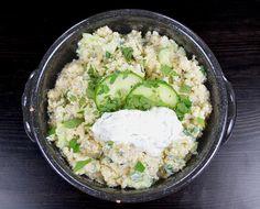 Sugar and Spice | Quinoa-Salat mit Gurke und Minze