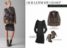 Sweetie Pie Style: The Ultimate Fall Closet
