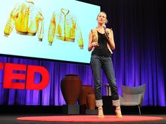 Suzanne Lee: Grow your own clothes | TED Talk | TED.com